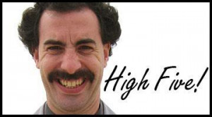 borat high five tags movie movies borat