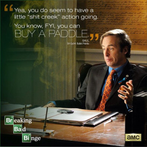Funny, Breaking Bad Quote, Bad Obsession, Amc Breaking, Saul Quotes ...