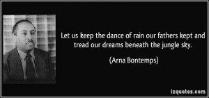 More Arna Bontemps Quotes