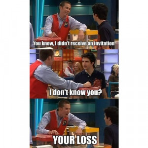 Funny Drake And Josh Pictures Crazy Steve Crazy steve quotes