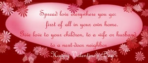 25 Romantic Valentine's Day Quotes