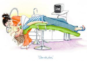 Dental Office Wall Art, Dental Hygienist, Dentist Humorous Gift that ...