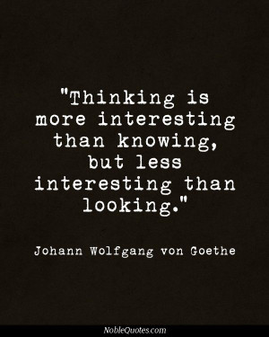 Thinking Quotes Thinking quotes