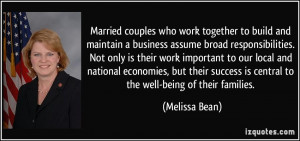 Couples Working Together Quotes