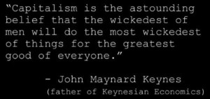 John Maynard Keynes. Yessir.