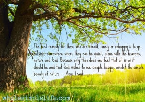 10 Health Benefits To Spending Time In Nature| http://www ...