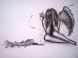 Broken Wing by Iwishyoutheworst