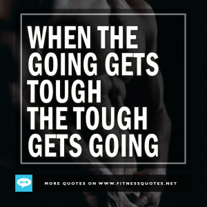 Get Strong, Keep Going