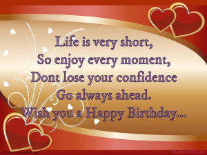 Life Is Very Short So Enjoy Every Moment. 1024 x 768.Wise Short Quotes