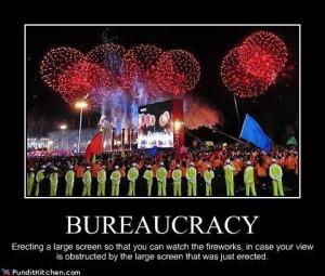Bureaucracy Fireworks