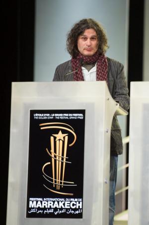 Ziad Doueiri Lebanese director Ziad Doueiri attends the awrard