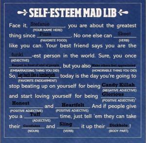 Self Esteem Quotes For Girls Self-esteem quotes or sayings