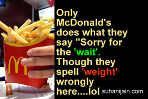 McDonald's funny jokes,laugh,Humor,Inspirational & Motivational Quotes ...