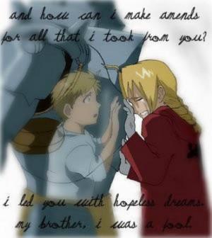 Anime quotes FULLMETAL ALCHEMIST