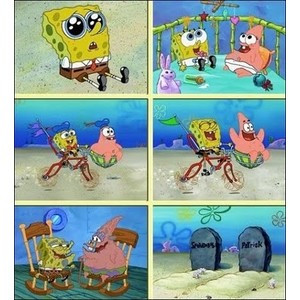 Best Friends Forever - Spongebob Squarepants And Patrick Star | Funny ...