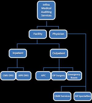 RCM Solutions > Medical Coding & Coding Audits > Coding Audit Services