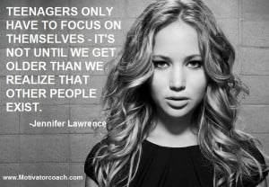 Jennifer Lawrence Quotes