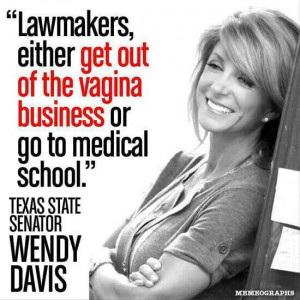 Wendy Davis for Gov of Texas