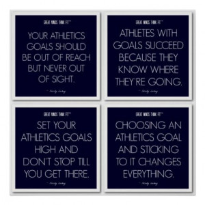Athletics #Quotes Goals for Athletes > Poster Collage