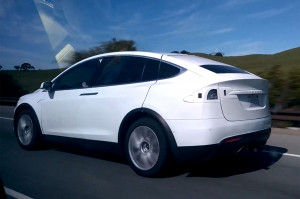 Photo Gallery - Tesla Model X Hits the Streets Later This Month, Musk ...