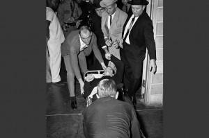 Jack Ruby Shooting Oswald