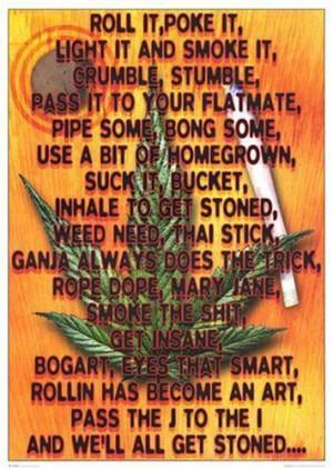 Funny Marijuana