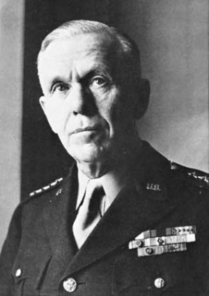 George C. Marshall Quotes