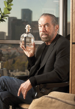 ... and co-founder of hair care company John Paul Mitchell Systems