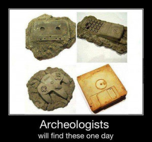 Archeologists
