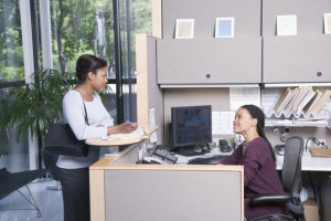 The Difference Between a Secretary & an Executive Secretary