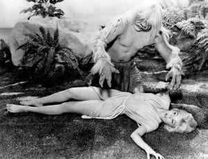 morlocks are on the loose in the time machine