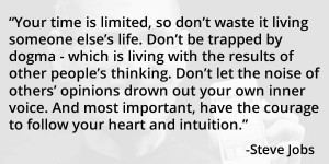 20 Unforgettable Quotes from Steve Jobs