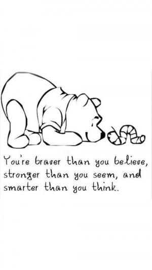 happy birthday winnie the pooh quotes