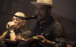 Ben Harper and Charlie Musselwhite performed at the 2013 Bottlerock ...