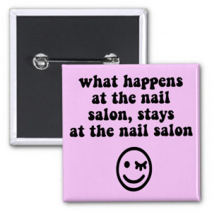 Nail Salon Quotes