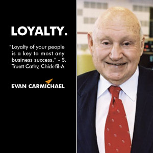Truett Cathy Quotes