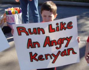 funny marathon signs eight