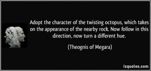 More Theognis of Megara Quotes