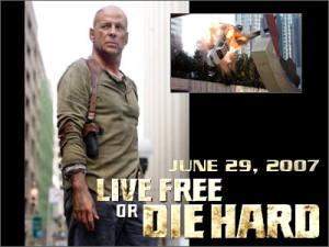 Die Hard 4: Live Free or Die Hard (2007) ***½