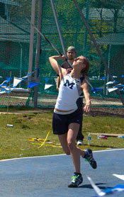 Track And Field Throwing Quotes Women's track & field team