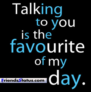 Flirty Quotes For Facebook Status My favourite cute status