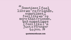 sad quotes about friendship ending badly