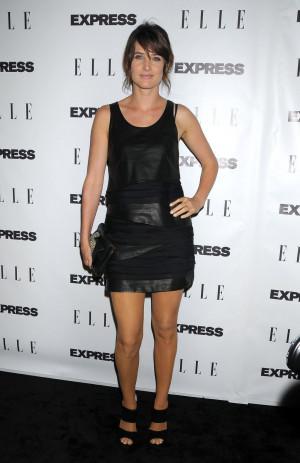 Cobie Smulders Bikini Maxim
