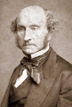 Birth of English Philosopher John Stuart Mill Featured