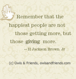 the act of giving quotes