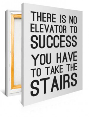 Take The Stairs Print