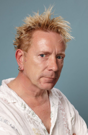 John Lydon Singer/songwriter John