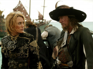 Wallpaper - Pirates of the Caribbean 3