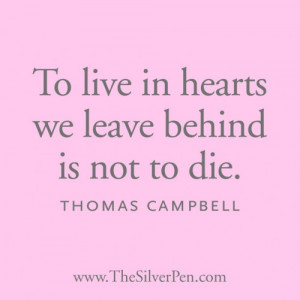 ... Inspirational Picture Quotes About Life Tagged With: Thomas Campbell