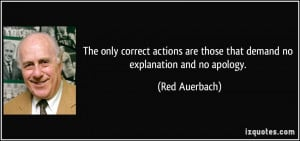 More Red Auerbach Quotes